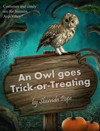 An Owl Goes Trick-or-Treating - Sherrida Pope