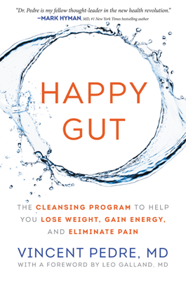 Happy Gut - Vincent Pedre book