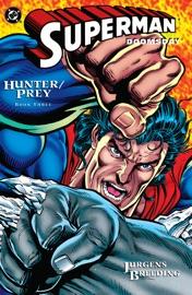 Superman Doomsday Hunter Prey 1994 1994 3