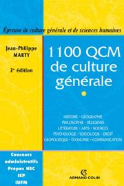 1100 QCM de culture générale