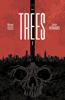 Warren Ellis - Trees #1  artwork