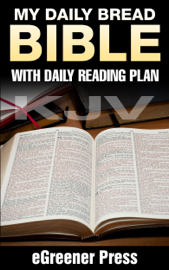 My Daily Bread KJV Bible: with Daily Reading Plan book