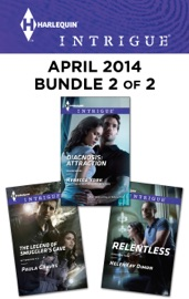 Harlequin Intrigue April 2014 - Bundle 2 of 2 PDF Download