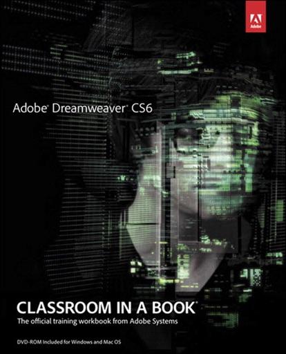 Adobe Dreamweaver CS6 Classroom in a Book - Adobe Creative Team