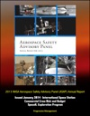 2013 NASA Aerospace Safety Advisory Panel ASAP Annual Report Issued January 2014 - International Space Station Commercial Crew Risk And Budget SpaceX Exploration Program