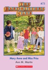 The Baby-Sitters Club 73 Mary Anne And Miss Priss