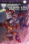 Transformers More Than Meets The Eye 23 - Dark Cybertron Pt 2