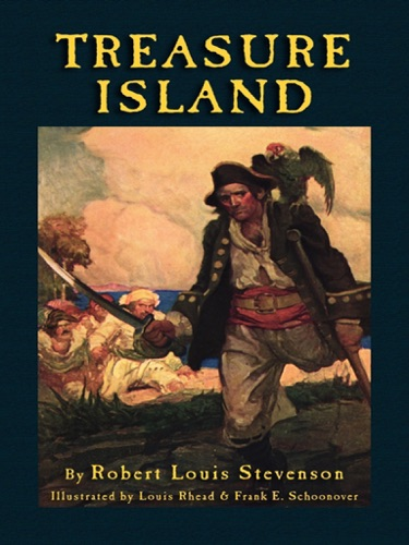 an overview of robert louis stevensons treasure island Although robert louis stevenson's treasure island was first introduced in magazine format, stevenson added a poem to the book edition when it was first published.