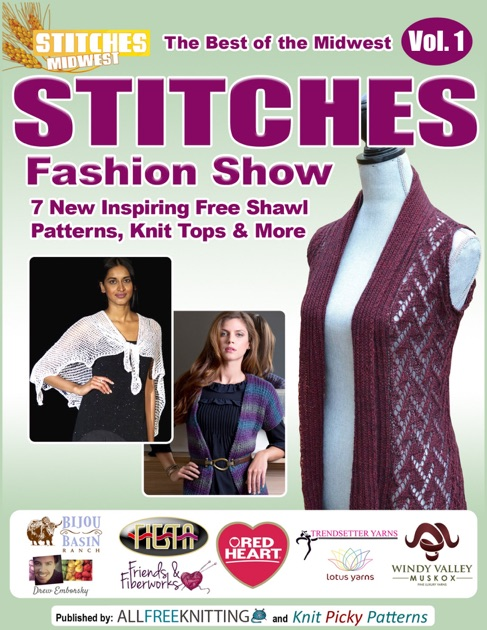 The Best Of The Midwest Stitches Fashion Show 7 New Inspiring Free