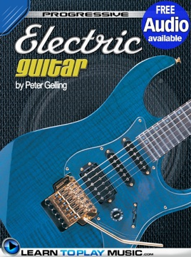 electric guitar lessons for beginners on apple books. Black Bedroom Furniture Sets. Home Design Ideas