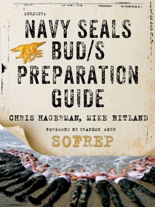 Navy SEALs BUD/S Preparation Guide von Christopher Hagerman, Mike Ritland & SOFREP Buch-Cover