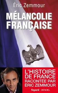 Mélancolie française Couverture de livre