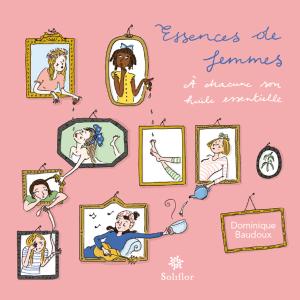 Essences de femmes La couverture du livre martien