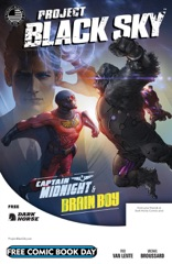 Free Comic Book Day 2014: Project Black Sky