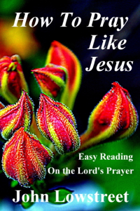 How To Pray Like Jesus Book Review