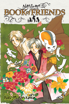 Natsume's Book of Friends, Vol. 3 - Yuki Midorikawa book