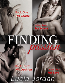 Finding Passion Series book