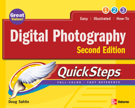 Digital Photography QuickSteps, 2nd Edition book