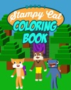 Stampy Cat Coloring Book Unofficial Minecraft Coloring Book Ft Youtubers Stampylongnose IBallisticSquid And Lee