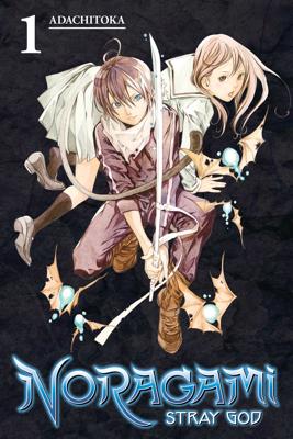 Noragami: Stray God Volume 1 - Adachitoka book