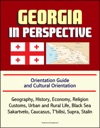 Georgia In Perspective Orientation Guide And Cultural Orientation