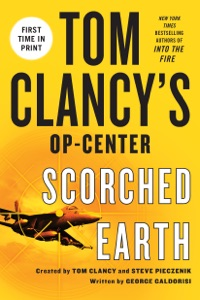 Scorched Earth Book Cover