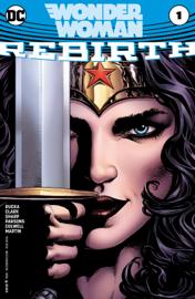 Wonder Woman: Rebirth (2016) #1 book
