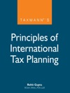 Principles Of International Tax Planning