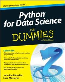 Python for Data Science For Dummies - John Paul Mueller & Luca Massaron