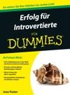 Erfolg Fr Introvertierte Fr Dummies