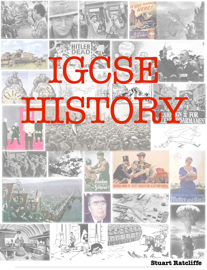 IGCSE History book