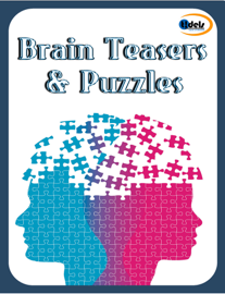 Brain Teasers & Puzzles book