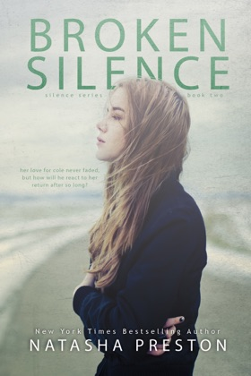 Broken Silence book cover