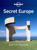 Lonely Planet - Secret Europe artwork