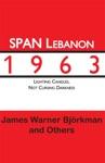 Span Lebanon 1963