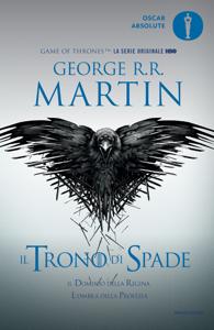 Il trono di spade 4. Il dominio della regina, L'ombra della profezia Libro Cover