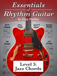 Essentials of Rhythm Guitar: Level 3