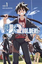 UQ Holder Volume 1