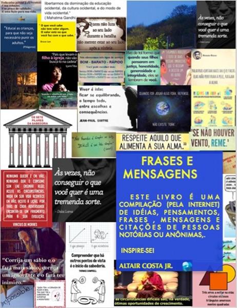 Frases e mensagens