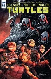 Teenage Mutant Ninja Turtles #61 book