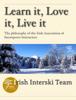 Derek Tate - Learn It, Love It, Live It artwork