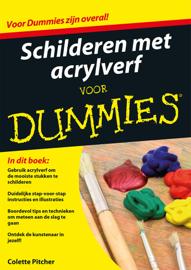 Schilderen met acrylverf voor Dummies