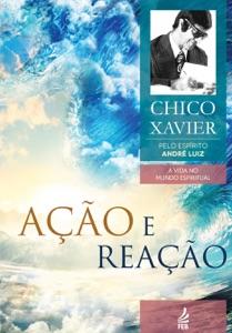 Ação e reação Book Cover