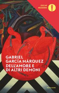 Dell'amore e di altri demoni Book Cover