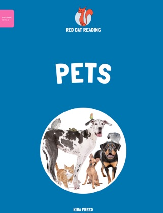 Pets book cover