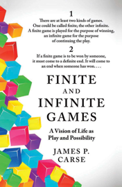 Finite and Infinite Games book