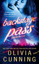 Backstage Pass book