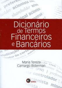 Dicionário de termos financeiros e bancários Book Cover