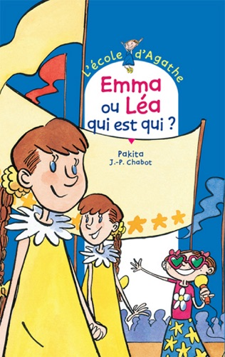 Jean-Philippe Chabot & Pakita - Emma ou Léa qui est qui ?