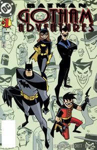 Batman: Gotham Adventures (1998-) #1 Book Review
